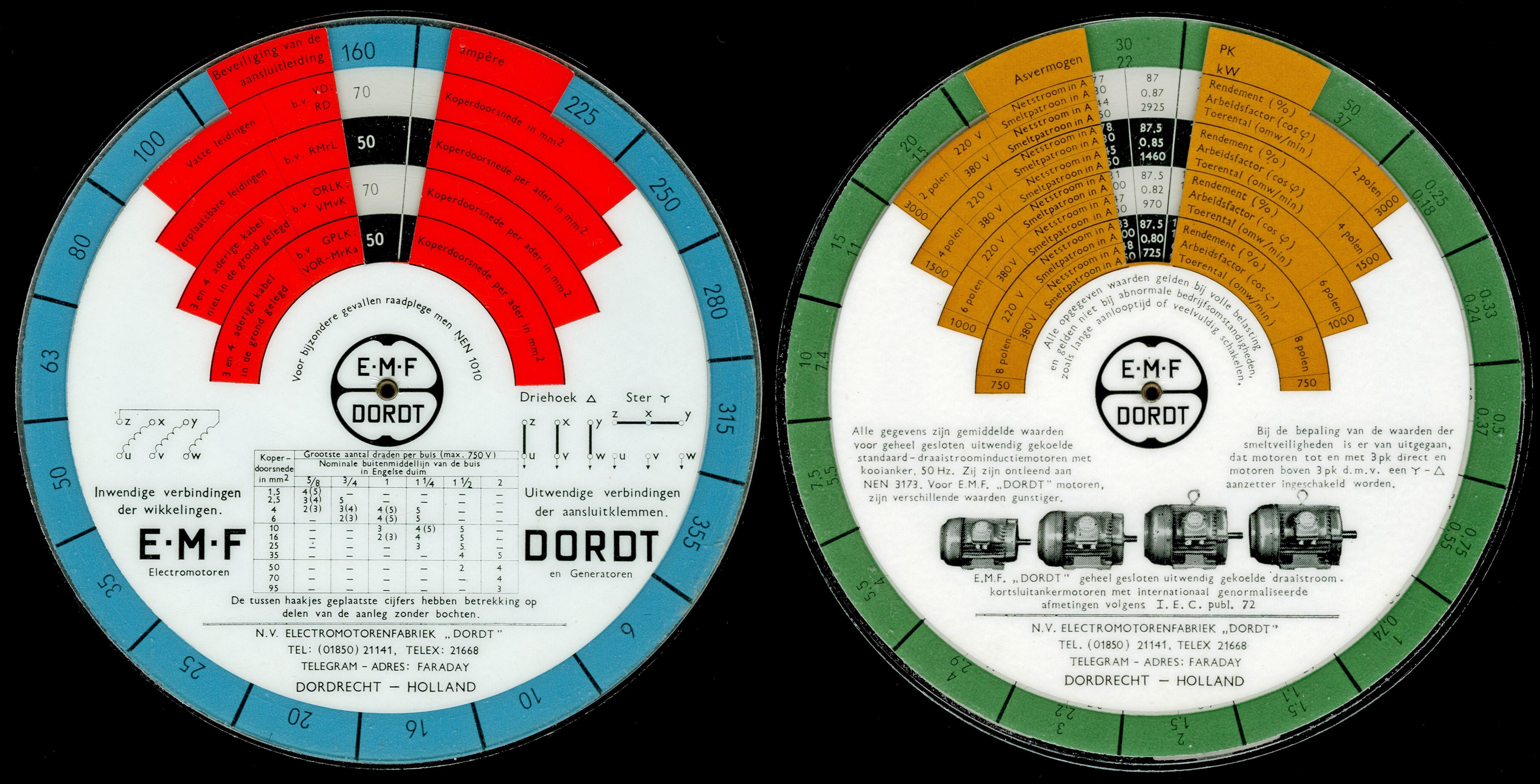ALRO EMF DORDT (AC-3.10) Electro