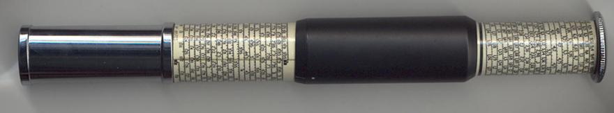 Carbic Ltd / Otis King Model L 4th version Pocket 13 helical long-scale