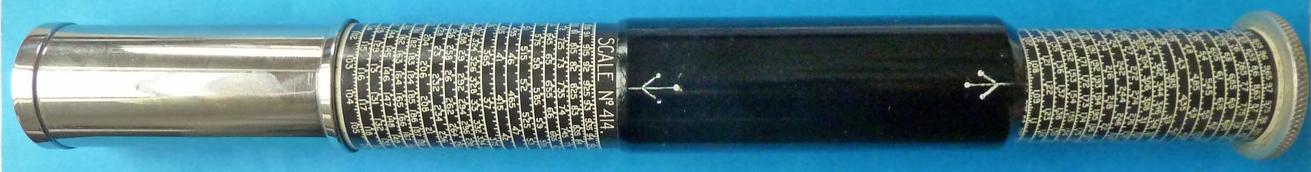 Carbic Ltd / Otis King Model K 2nd version Pocket 07 helical long-scale