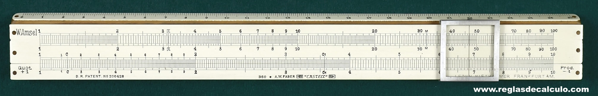 A.W. Faber-Castell 360 (ver. 1)