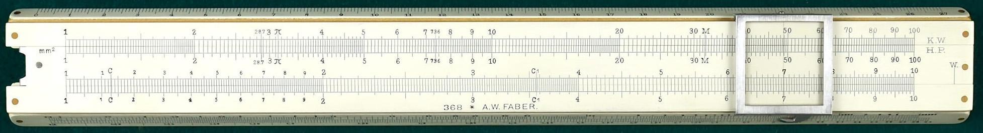A.W. Faber 368 (ver. 2)