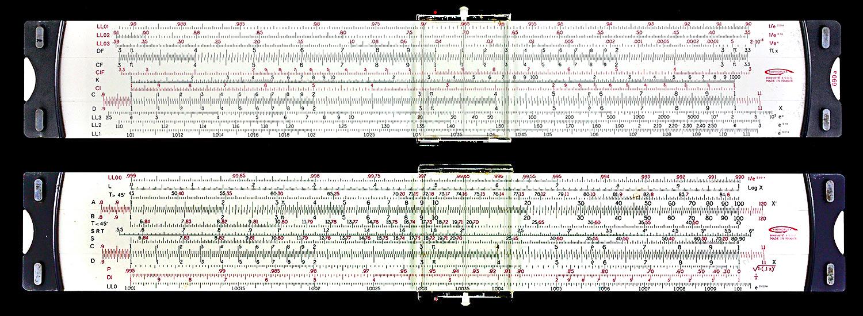 Graphoplex 690 a Neperlog log-log