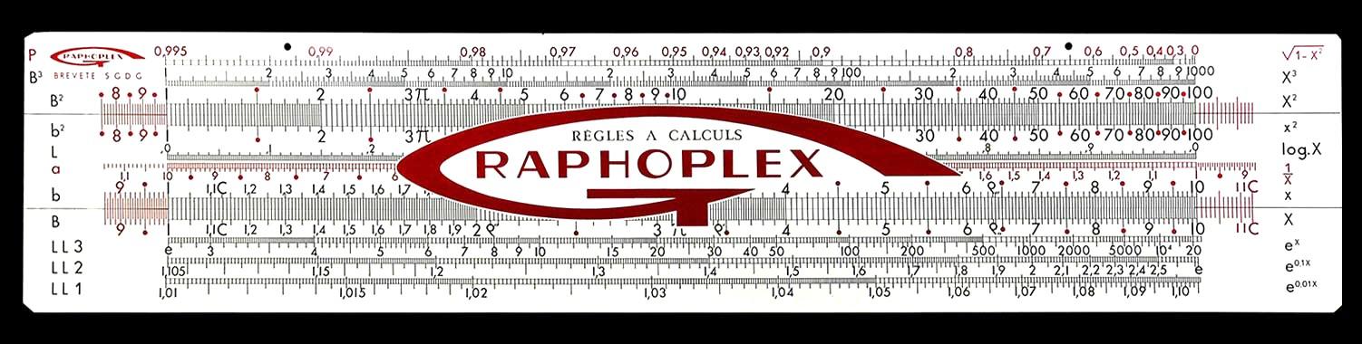 Graphoplex Panneau Publicitae Demonstration/Display Model