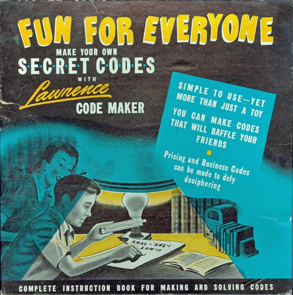 Lawrence Engineering Services Code-Maker boxed set