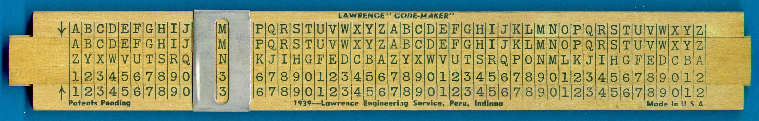 Lawrence Engineering Services Code-Maker Beich