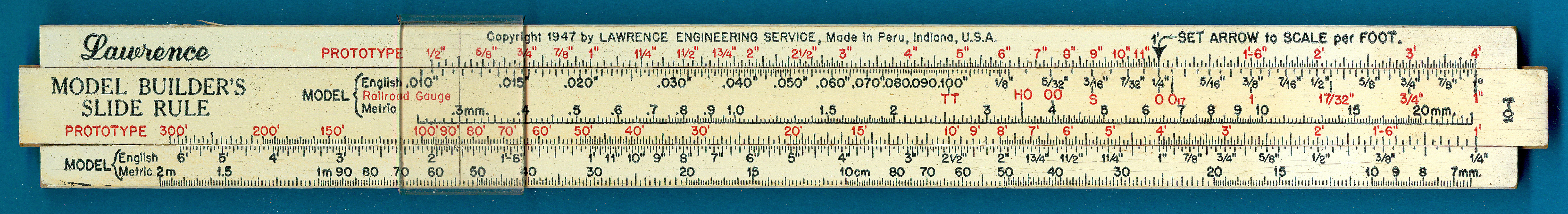 Lawrence Engineering Services 10-I