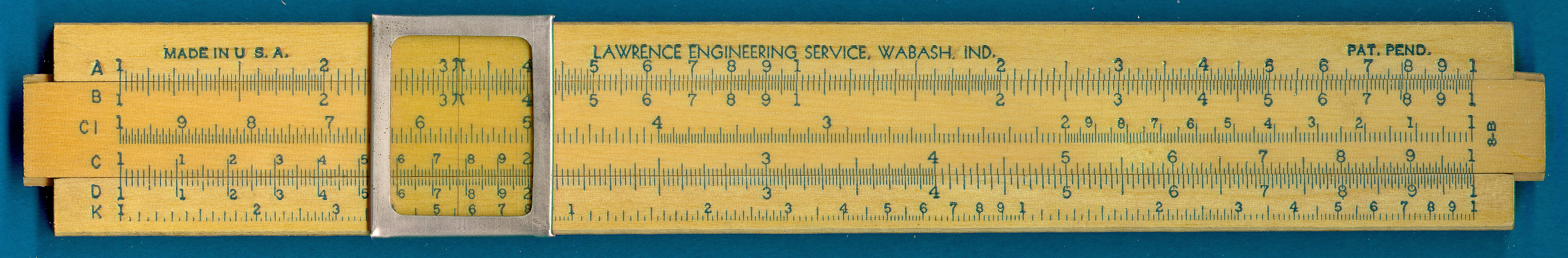 Lawrence Engineering Services 8-B