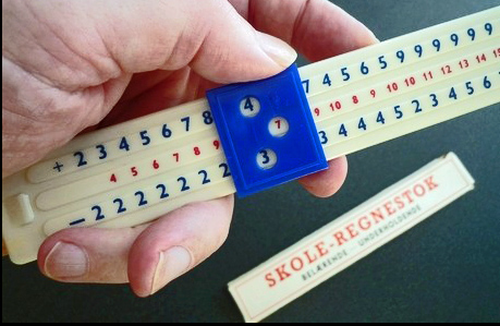 Unknown Smarty Cat/Skole-Regnestok Child's Teaching Aid/Calculator for Simple Arithmetic