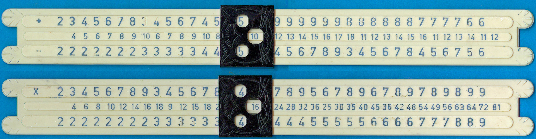 Unknown Smarty Cat Child's Teaching Aid/Calculator for simple arithmetic